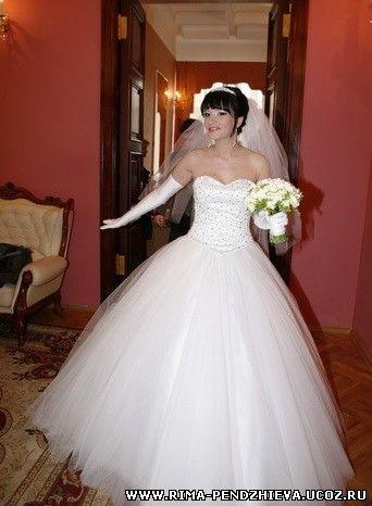 Дом 2 в свадебных платьях