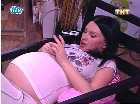 Женя феофилактова беремен